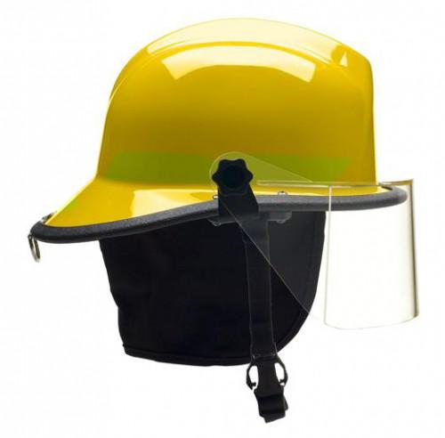 หมวกดับเพลิง Bullard LTX มาตรฐาน NFPA 1971-2013 edition ยี่ห้อ IST  (มีให้เลือก2สี)
