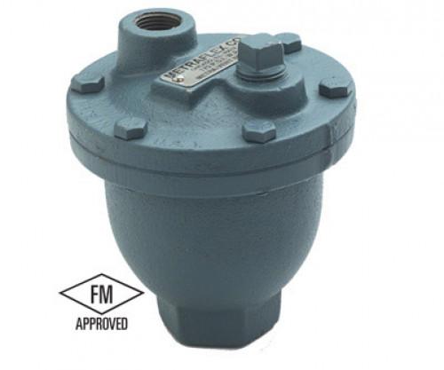 เเอร์เวนต์ระบายอากาศท่อดับเพลิง Diameter ท่อเข้า 3/4 นิ้ว รุ่น MV-15C ยี่ห้อ METRAFLEX มาตฐาน FM