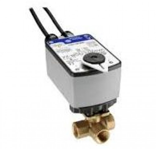 JOHNSON CONTROL 3-Way On-Off or Proportional Incremental Electric Non-Spring Return 24VAC model.VG18