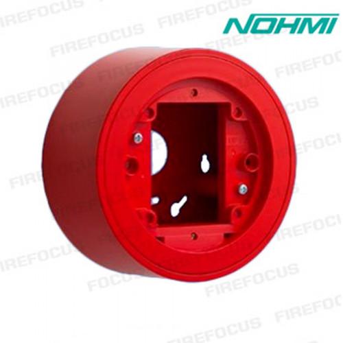 ฐานฝัง (Recess Mounted) สำหรับติดตั้งอุปกรณ์แจ้งเหตุด้วยมือ FMRN รุ่น ZBMJ002-UW ยี่ห้อ NOHMI