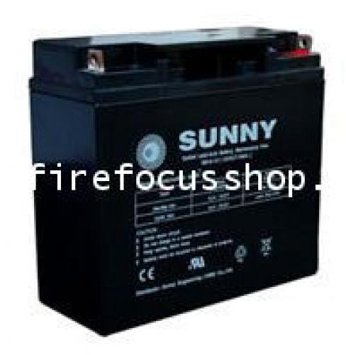 SUNNY แบตเตอรี่แห้งชนิดตะกั่วกรดขนาด 12V-21AH รุ่น SN21-12