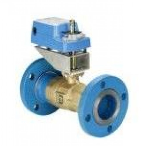 JOHNSON CONTROL 2-Way On-Off or Proportional Incremental Electric Spring Return 24VAC model.VG12E5 S