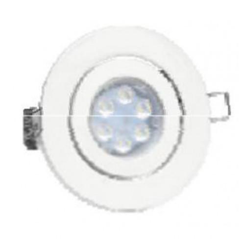 SUNNY Down Light LED MR16 1x12 w. Battery 12V. Model. DL-C 12-112LED