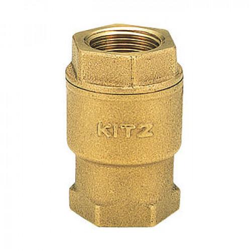 KITZ Bronze Check Valve W.O.G. 10K Psi. Thread End to BS21 Size 1 Inch. model. RF*1