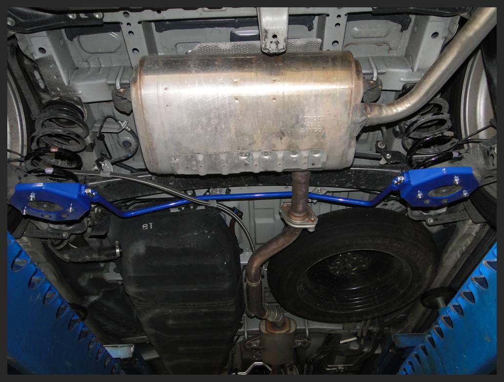 Cusco rear stabilizer bar เหล็กกันโคลงหลัง Estima ACR50