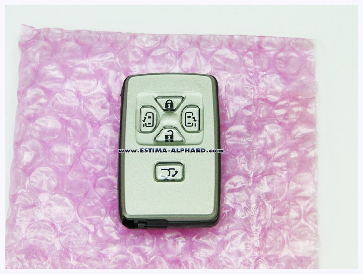 Smart Key รีโมทคอนโทรล สำหรับ Estima50, Alphard20, Vellfire