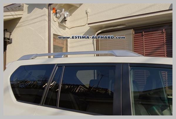 แร็คหลังคา Land Cruiser Prado 150