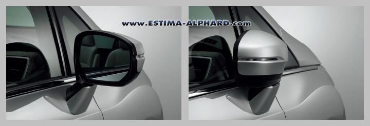 อุปกรณ์ชุดพับกระจกข้างอัตโนมัติเมื่อล๊อครถของแท้สำหรับ New Honda Odyssey