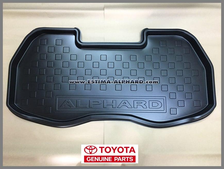 Alphard /Vellfire Luggage Tray ถาดสำหรับวางของท้ายรถ อันใหญ่จัดเต็ม !