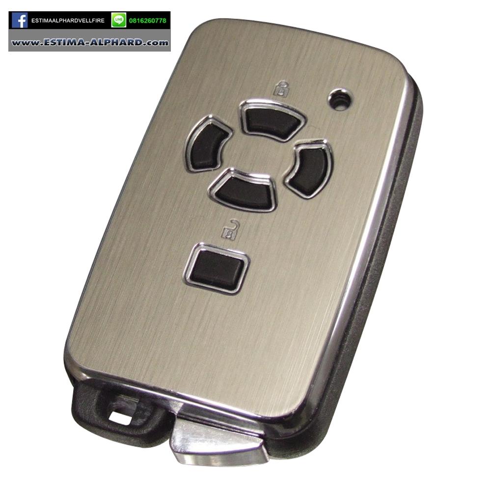 Case เก็บกุญแจรีโมท Metal frame Style  หรูหรา มีระดับ