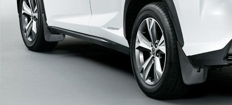 ชุดบังโคลนแท้ สำหรับ Lexus NX