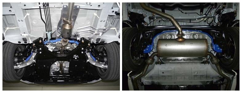 Cusco Front  Rear Stabilizer สำหรับ Honda Odyssey Hybrid