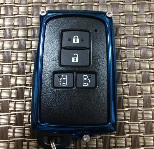 New remote case แบบ bumper metal frame