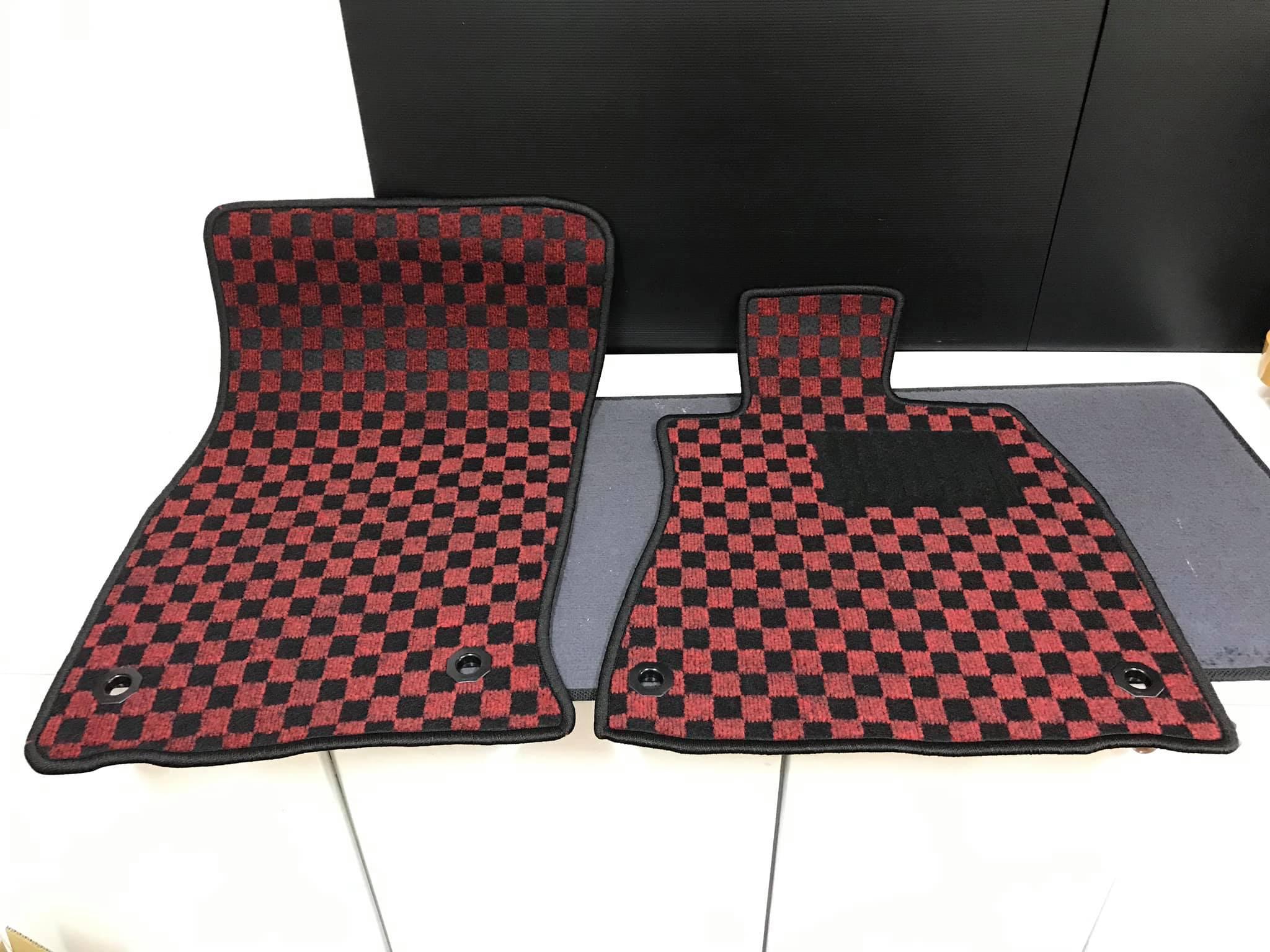 ชุดพรมปูพื้น LS460 สินค้านำเข้าจากญี่ปุ่น