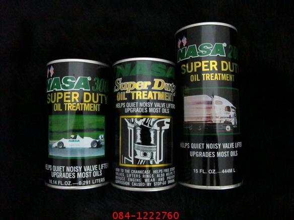 หัวเชื้อน้ำมันเครื่อง Nasa 3000 10.14oz