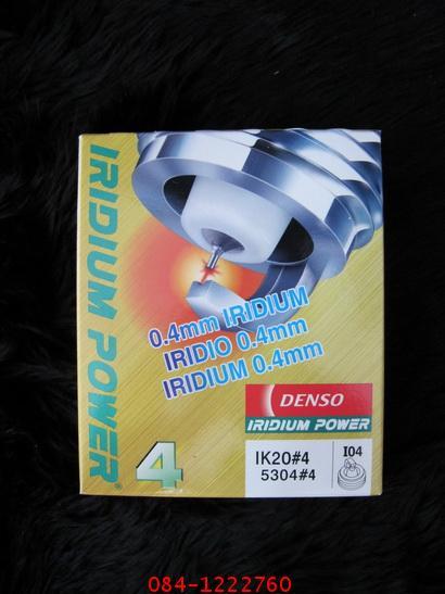 หัวเทียน Denso Iridium IK20