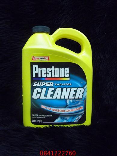 Prostone Radiator Cleaner  น้ำล้างหม้อน้ำขนาด 1 ลิตร