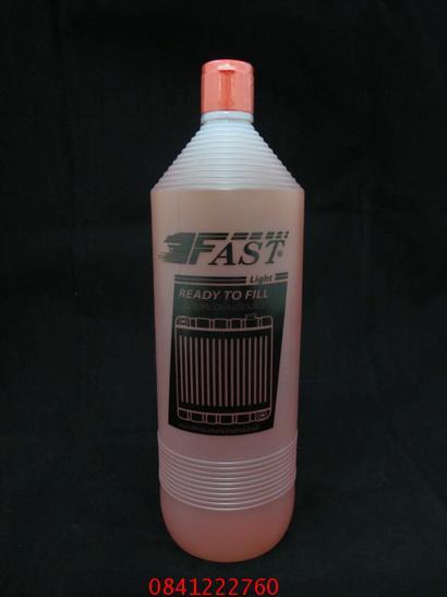 น้ำยาหม้อน้ำพร้อมใช้RTF  1.22 ลิตร สีชมพู