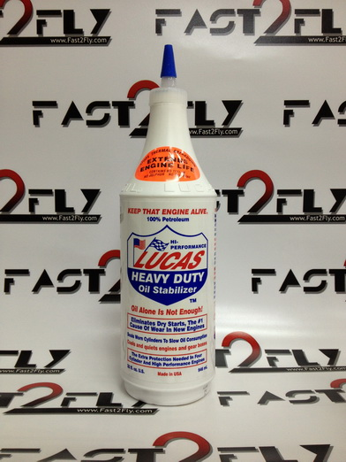 Lucas Heavy Duty Oil Stabilizer ขนาด 946ml