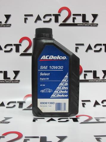 น้ำมันเครื่อง ACDelco Select 10W-30 ขนาด 1 ลิตร