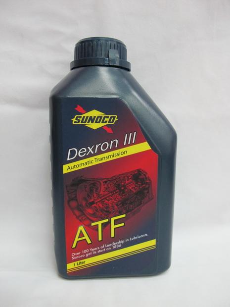 SUNOCO DERON III ATF 1L