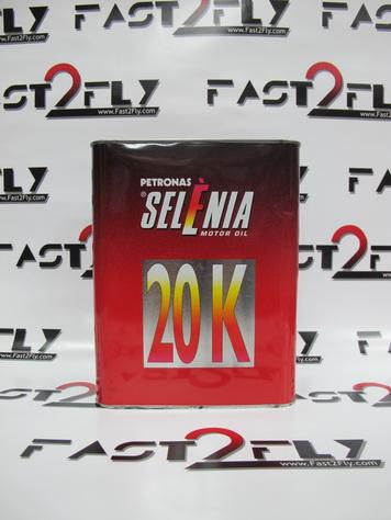 Selenia 20K  SAE10W-40  ขนาด 2 ลิตร