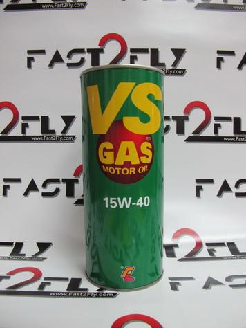 Selenia VS GAS 15W-40 ขนาด 1 ลิตร