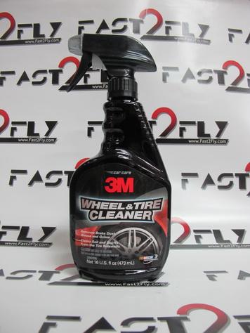 3M Tire and Wheel Cleaner สเรย์ทำความสะอาดยางและล้อรถ ขนาด 16 ออนซ์