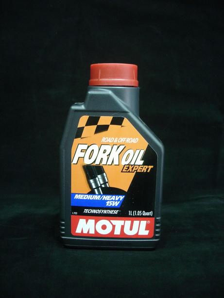 Motul Fork oil Expert 15W Medium/Heavy 1 ลิตร