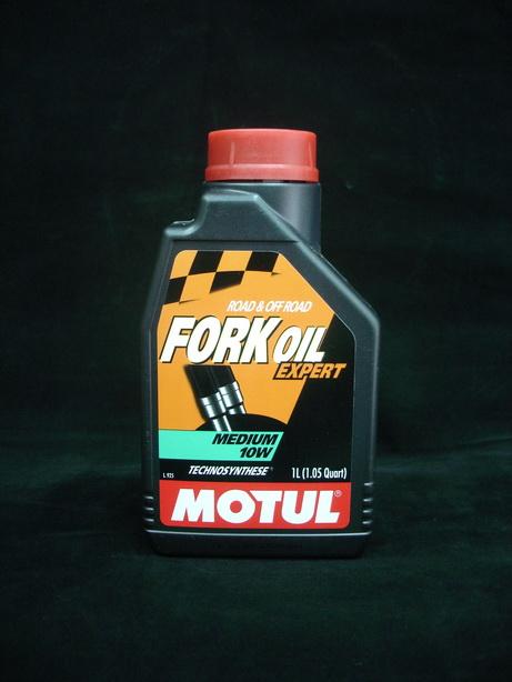 Motul Fork oil Expert 10W Medium 1 ลิตร