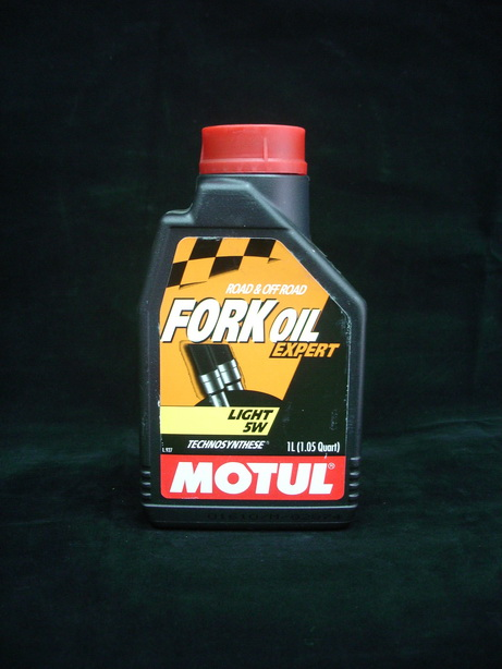 Motul Fork Expert Light 5W 1ลิตร