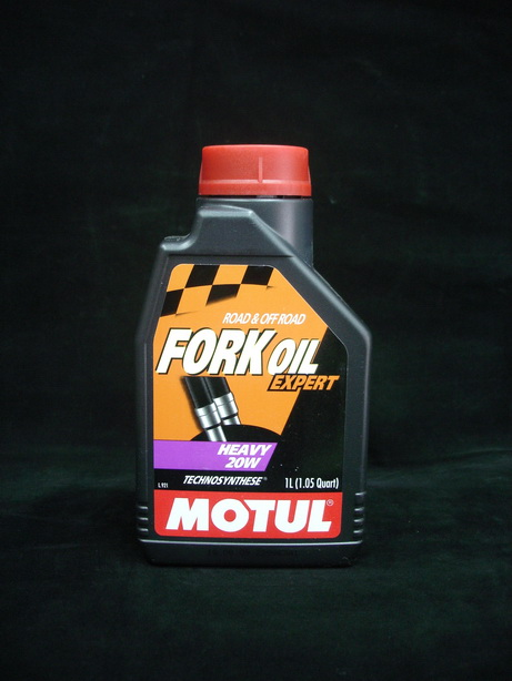 Motul Fork oil Expert 20W Heavy 1 ลิตร
