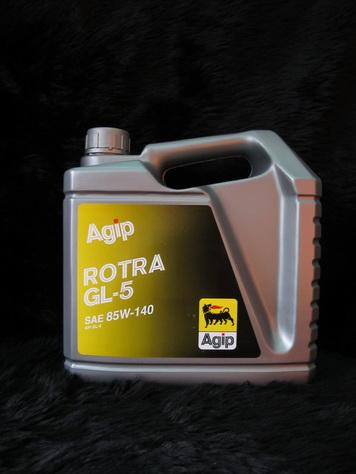Agip Rotra GL-5 SAE 85W-140 ขนาด 4 ลิตร