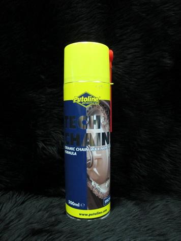 Putoline Tech Chain สเปรย์ฉีดโซ่ ขนาด 500 ml
