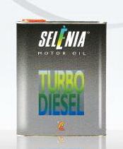 Selenia Turbo Diesel 10W-40 ขนาด 2 ลิตร