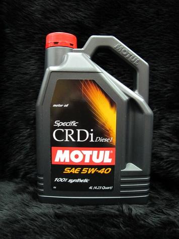 Motul Specific CRDi Diesel 5W-40  ชุดโปร 7ลิตร 2800 บาท