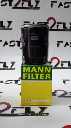 Mann filter กรองเครื่อง Honda City Civic Accord jazz ทุกรุ่น