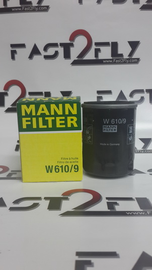 Mann filter กรองเครื่อง  Toyota Camry Wish Alphard Estima