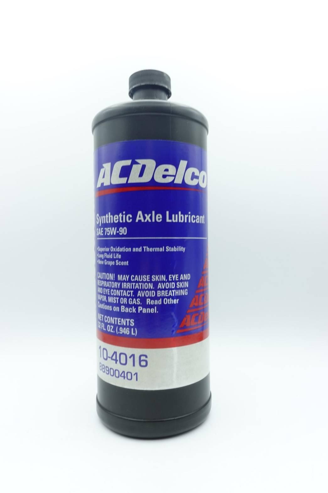 ACDelco น้ำมันเกียร์ 75W-90 ขนาด 1 ลิตร