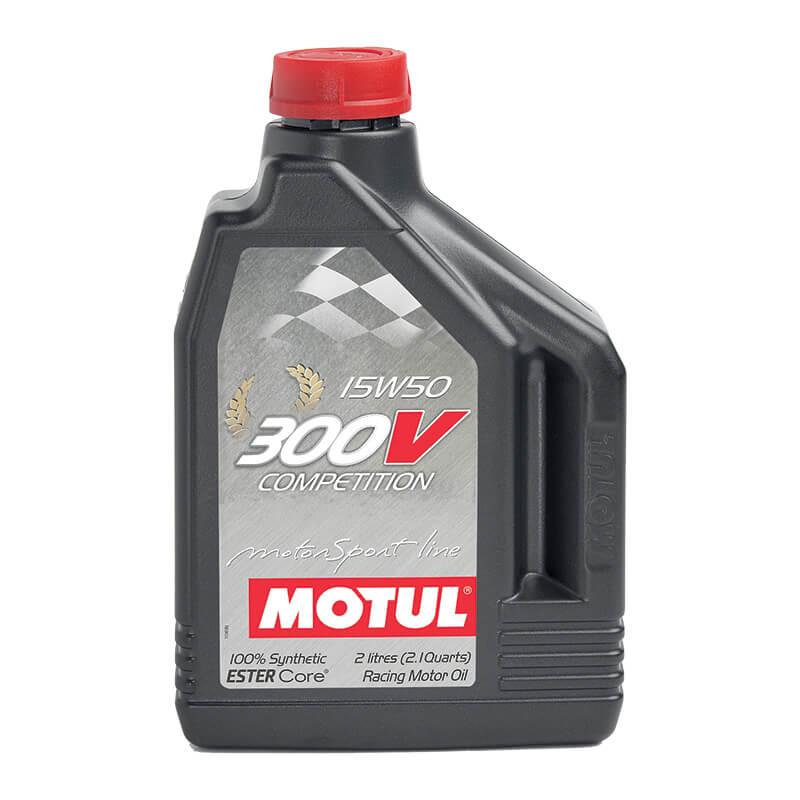 Motul 300v 15W-50 2 ลิตร