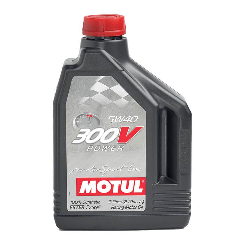 Motul 300V Power 5W-40 2 ลิตร