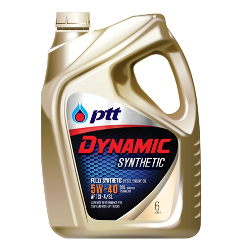 DYNAMIC SYNTHETIC SAE 5W-40 6L