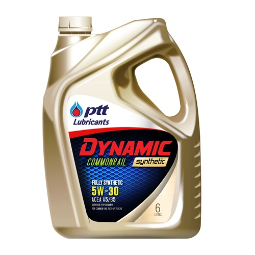 DYNAMIC COMMONRAIL SYNTHETIC SAE 5W-30 6L