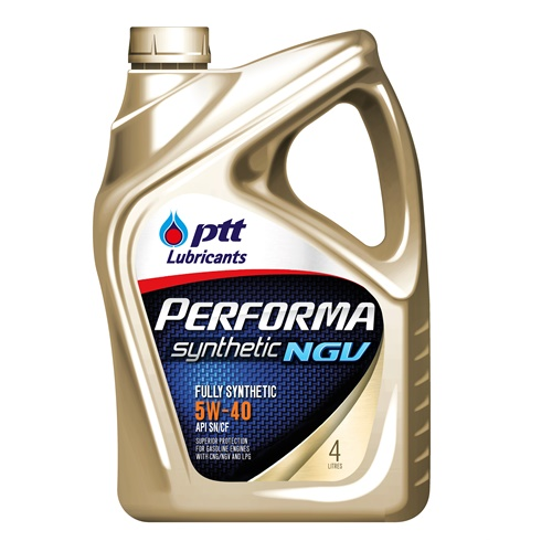PERFORMA SYNTHETIC NGV SAE 5W-40 4L