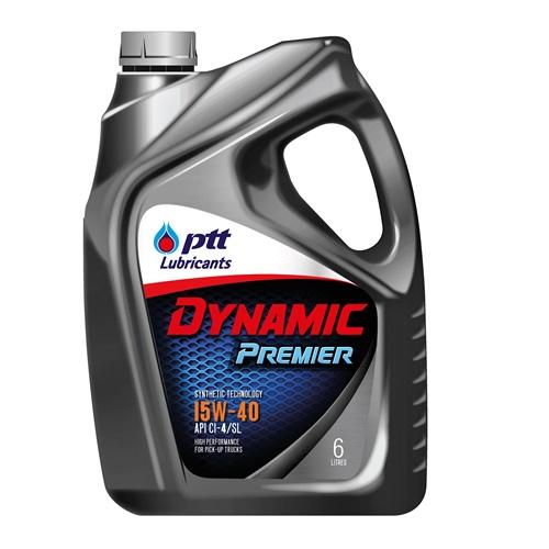DYNAMIC PREMIER SAE 15W-40 6L