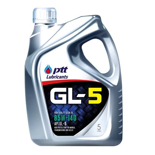 GL-5 SAE 80W-90 / SAE 85W-140 5L