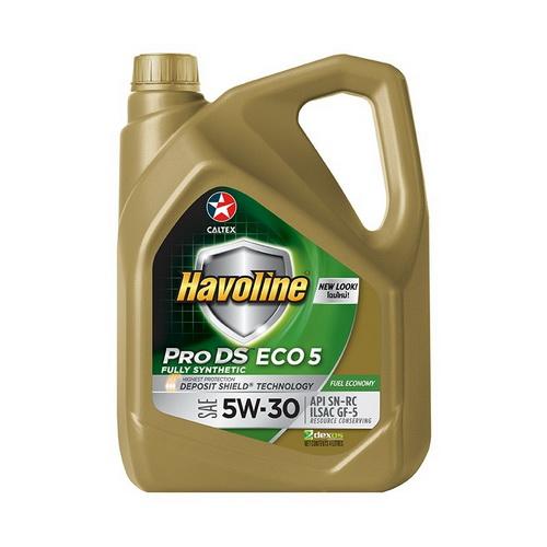 HAVOLINE PRO DS ECO5 SAE 5W-30 4L