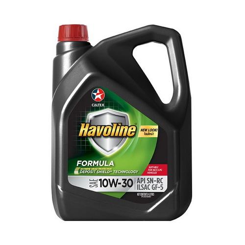 HAVOLINE FORMLA SAE 10W-30 4L