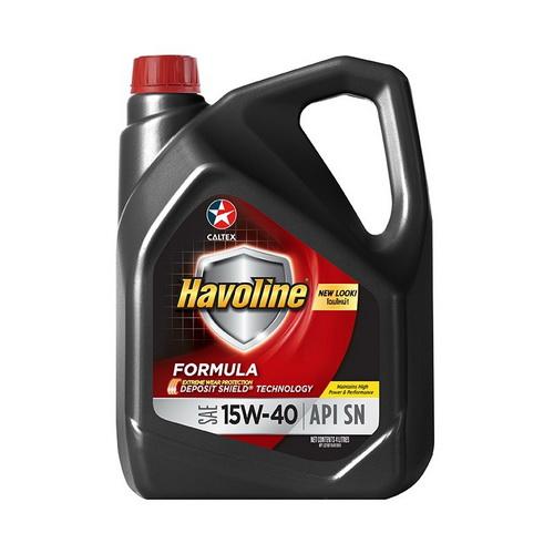 HAVOLINE FORMLA SAE 15W-40 4L