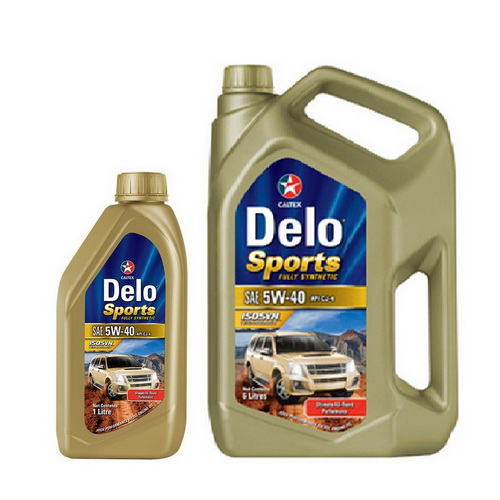 DELO SPORT FULLY SYNTHETIC SAE 5W-40 7L